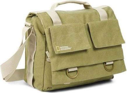 National Geographic Medium DSLR Messenger Bag, Khaki [NG 2476]