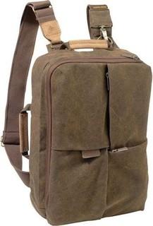 National Geographic NG A5250 Africa Series Small Rucksack Shoulder Bag (Brown) - AMT NG A5250