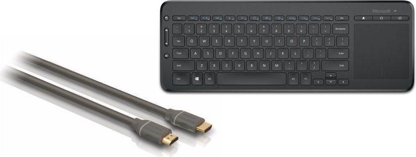 ويندوز , سود , لاسلكي , لوحة مفاتيح , ميديا الكل في واحد , مايكروسوفت