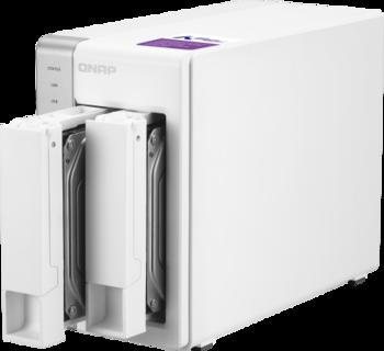 QNAP TS-231P (1,7GHz 1GB RAM 2xSATA)