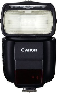 Canon Speedlite 430EX II, Dedicated (Shoe-mount) Camera Flash, for DSLR, Approx. 20 Faster Recycling Time, Full Flash Control, Quick-lock Mechanism
