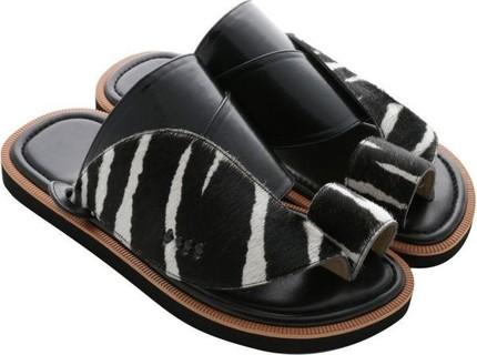 Black Flip Flops Slipper For Men