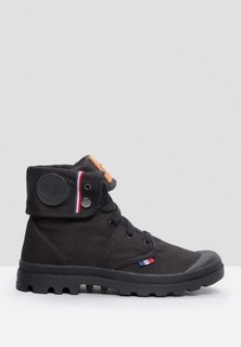 PALLADIUM Pallabrouse Baggy Conv Boots - Black