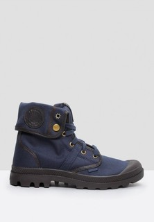PALLADIUM Pallabrouse Baggy TW Boots - Navy