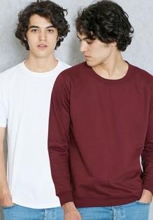 Fifteen Minutes 2 Pack T-Shirt and Sweatshirt