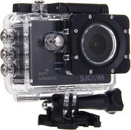 SJCAM SJ5000 1080p Full HD 14 MP CMOS H.264 Sports Action DV Camera Car DVR with 15 accessories CAM-SJ5000-B, Black