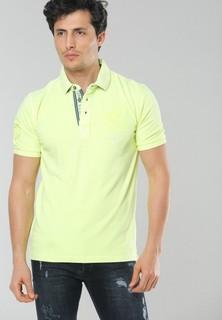 JORINDO Basic Polo Shirt - Yellow