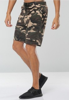 Cayler and Sons CSBL New Age Velourshorts Knitted - Camouflage