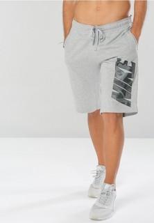Nike Monk NSW Jersy SU Short - Grey
