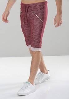 PROJECT X PARIS Project X Paris Cotton Shorts - Beige