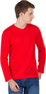 American-Elm Sweater, Red