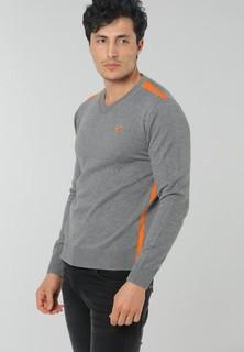 JORINDO Knit Sweater - Grey