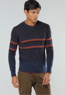 JORINDO Knitted Sweater - Navy