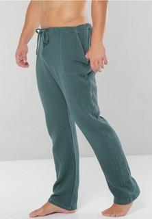 KUNUZ Plain Soft Pajama - Olive