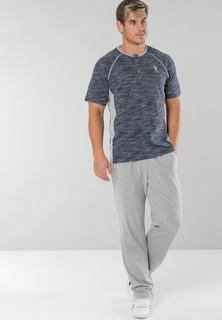 US POLO ASSN US Polo Pajama Set - Indigo