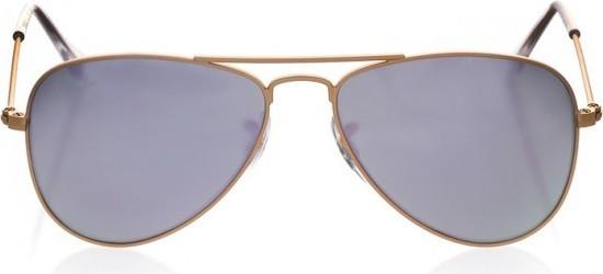 Ray Ban Aviator Sunglasses - Gold