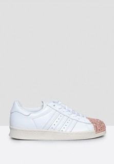 Adidas Superstar 80's 3D MT Sneakers - White