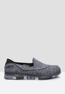 Skechers Go Flex Comfort Shoes - Black