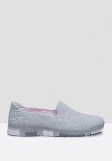Skechers Go Flex Comfort Shoes - Grey