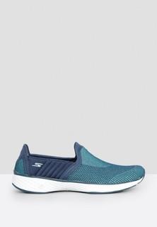 Skechers Go Walk Sport Comfort Shoes - Navy
