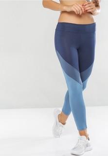 VS FASHION Colourblock Tights - Blue