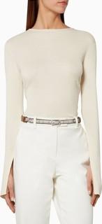 Bottega Veneta Multi-coloured Leather Belt