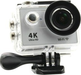 iPower Ultra HD 1080P WiFi H9 Sports and Action Video Camera 12 MP, Silver
