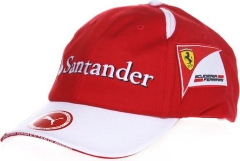 FERRARI Scuderia Ferrari - Red White