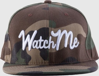 Creo WATCH ME SNAPBACK - Army