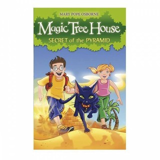 Secret Of The Pyramid Book 3 Magic Tree House