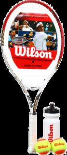 Wilson Roger Federer Starter Set Tennis Kit