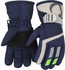 Waterfly Nylon Water Resistant Gloves GL-C-06, Black