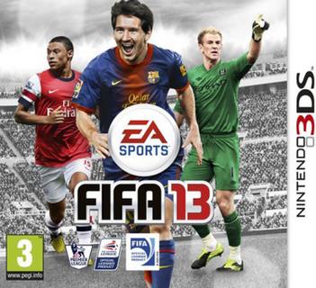 Fifa 13 فور نينتندو 3DS