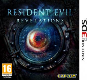 Resident Evil Revelations فور نينتندو 3DS