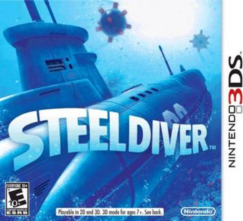 ستيل Diver فور نينتندو 3DS