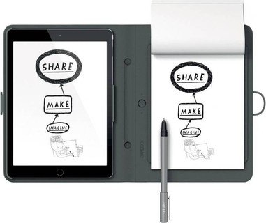 ,بلوتوث ,Bamboo Spark (iPad Air) ,واكومتابلت مع قلم رقمي