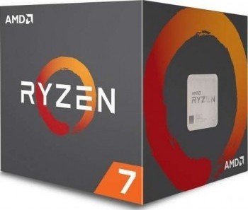 AMD Ryzen 7 1700 Processor with Wraith Spire LED Cooler | YD1700BBAEBOX