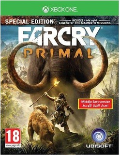 MICROSOFT Far Cry Primal - Special Edition (Middle East Version) - Xbox One Game