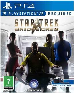 ستار Trek فور PS4