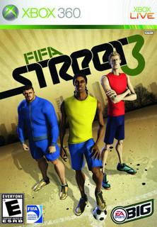 Fifa Street 3 فور اكسبوكس 360