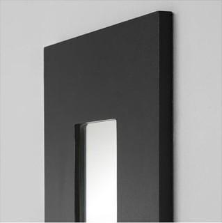 Other Decoration Mirror Frame, 26x26cm, Black Color Frame - 002IK32830