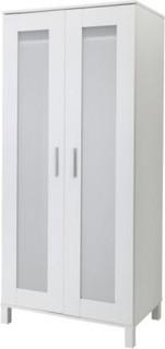 ANEBODA Wardrobe, white