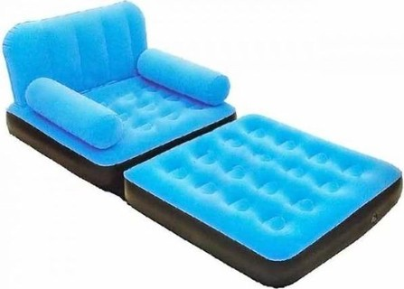 Bestway 5 in 1 air bed sofa blue price in saudi arabia for 5 in 1 sofa bed price