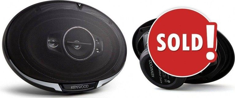 Kenwood KFC-PS6995 5-way speaker system