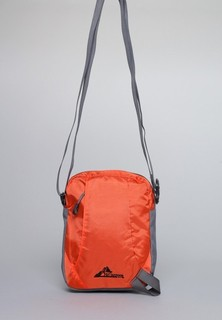 361 Degrees Aslant Bag - Orange Grey