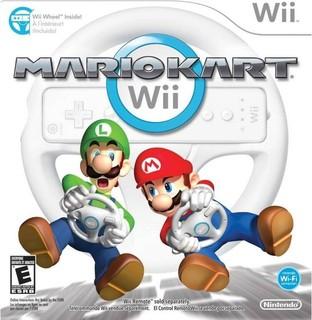 Mario Kart فور Wii