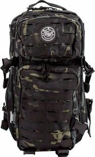 Camouflage (Dark Green) , حقيبة ظهر , Laser Cut , اتريوم