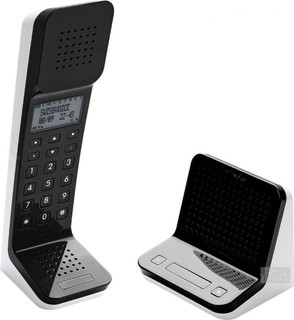 SwissVoice L7 Cordless Phone with Answer Machine - Grey