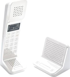 Swissvoice L7 Cordless Phone with Answer Machine - White