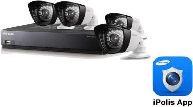 Samsung DVR Security Camera (SDS-P3042)